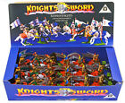 18 Britains Deetail Banner Knights - 1st version mint in counter pack box 7782