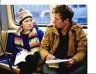 SHAMELESS JEREMY ALLEN WHITE AND EMMA KENNEY SIGNED ON TRAIN 8X10 DEB AND LIP