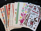 SANDY LION STICKERS Mickey Little Mermaid Winnie the Pooh and More