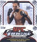 Tank Abbott and Herb Dean Autograph Cards from 5finity 14