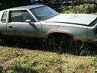 2 1984 hurst olds parts car salvage ttop project cars projects hurst Oldsmobile