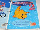 Language 2 Seatwork Text  Letters and Sounds Phonics Teacher Keys Current Abeka