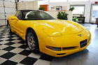 2003 Chevrolet Corvette 2003 2dr Cpe Certified Rebuildable Car Repairable Damaged Wrecked