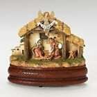 Fontanini ROMAN Christmas Nativity 5 Holy Family Stable MUS Away in Manager