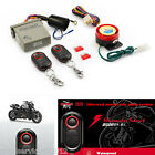 Motorcycles Scooter ATV Anti-theft Alarm System Remote Control Engine Start Tool