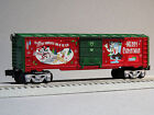 LIONEL DISNEY CHRISTMAS MICKEYS HOLIDAY TO REMEMBER BOX CAR 83964 6 82716 B NEW