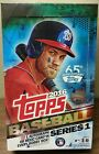 TOPPS 2016 SERIES 1 SEALED BASEBALL HOBBY BOX 36 packs