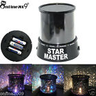 Romantic Cosmos Star Master LED Projector Lamp Night Light Christams Docor Light