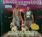 Backyard 196 - Wicked Wayz - 1998 CD Album - MEGA RARE - Skaface - Al Kapone