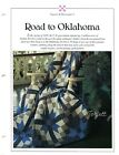 Road to Oklahoma Quilt  Block Best Loved Quilt sewing pattern  templates