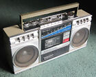 Vintage Old School Emerson CTR935 Single Cassette Boombox - Tested And Working!
