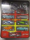 Hot Wheels Larry Wood's 35th Anniversary 10 Car Collector Tin SEALED (1969-2004)