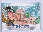 2013 Upper Deck Thor: The Dark World Trading Cards 13