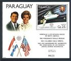 PARAGUAY Sc.# C491 Reagan Space Shuttle NH Stamp S/S