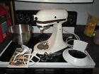 KitchenAid Hobart K45SS Classic 250W Stand Mixer / Bowl / Attachments / Manual