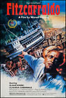 FITZCARRALDO original 1982 one sheet movie poster KLAUS KINSKI WERNER HERZOG