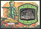 2013 Topps Mars Attacks Invasion Medallion Cards Guide 22