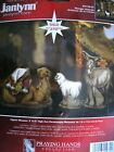 Christmas Janlynn Counted Cross KITMANGER ANIMALSNativityPraying Hand3198 02