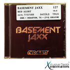 Red Alert by Basement Jaxx CD Maxi Single R&B Songs 1999 Astralwerks (G) #G34