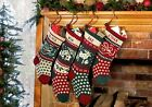 Annies Woolens Christmas Stocking Kits Complete w Pattern  Yarn