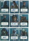 2016 Topps Star Wars Evolution Trading Cards 9