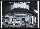 1942 Oldsmobile car Honolulu Hawaii showroom photo local dealer vintage print ad