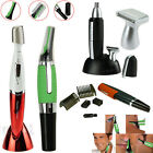 Micro Touch Max Personal Ear Nose Neck Eyebrow Hair Trimmer Groomer Remover Men