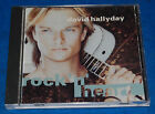 Rock 'n' Heart by David Hallyday CD, Complete & Tested