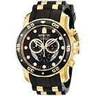 NEW Invicta Mens 6981 Pro Diver Collection Chronograph Black Dial Dress Watch