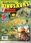 WoW Fantastic Dinosaurs v33 A Fold Out Publication Jurassic Park FactsRare