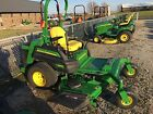 2016 John Deere Z997R Diesel Z Trak 72 deck 38 HP Suspension Seat  127531