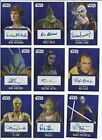 2016 Topps Star Wars Evolution Trading Cards 21