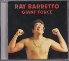 Salsa RARE CD FANIA First Pressing RAY BARRETO Giant Force AGUARDIENTE DE CAÑA