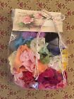 Seam Binding~Crinkled 30 Yards(90 ft)You Pick From 24 Colors ~