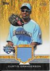 Curtis Granderson Cards, Rookie Cards and Autographed Memorabilia Guide 8