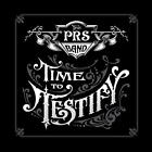 The Paul Reed Smith Band - Time To Testify (NEW CD)