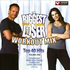 BRAND NEW SEALED THE BIGGEST LOSER WORKOUT MIX TOP 40 HITS VOL 1 CD