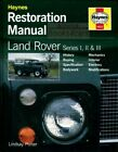 RESTORATION MANUAL LAND ROVER SHOP BOOK SERIES I II III REPAIR SERVICE 48-85