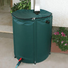50 Gallon Collapsible Rain Barrel Kit  Rainwater Collection Water Barrel