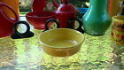 14 0Z CEREAL DIP FRUIT BOWL sunflower yellow FIESTAWARE FIESTA