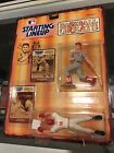 1989 KENNER STARTING LINEUP BASEBALL GREATS PETE ROSE JOHNNY BENCH  MINT FIGURE