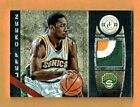 2010-11 Panini Totally Certified Green Parallels Red-Hot 10