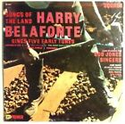 Harry Belafonte sings 5 early Tunes also starring The Bob Jones Singers Very