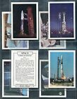 ANGLO CONFECTIONERY 1967 SPACE ASTRONAUT ROCKET TRADE CARDS PICK YOUR CARD