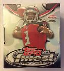 2015 TOPPS FINEST FOOTBALL UNOPENED HOBBY BOX FROM SEALED CASE