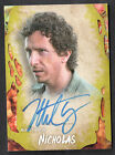 THE WALKING DEAD SURVIVAL BOX Topps AUTOGRAPH CARD MICHAEL TRAYNOR #32 99