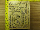 Rubber Stamp Christmas Background Stampendous Sayings Script Stampinsisters 250