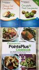 Weight Watchers PointsPlus Cookbook Complete Food  Dining Out Companion 2012