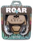 House of Marley Roar On-Ear Grey Wired Headphones with 1 Button Microphone