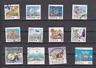 Australia stamp collection All Different Used C031